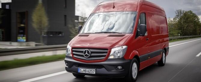 Nu kan man köpa bestsäljaren Mercedes Sprinter med upp till 5,5 tons totalvikt och med en lastförmåga på upp till 3,4 ton.