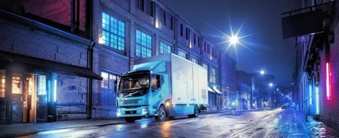 Volvo gör det möjligt för städer som eftersträvar en hållbar stadsutveckling att dra nytta av de fördelar som elektrifierade lastbilstransporter ger.