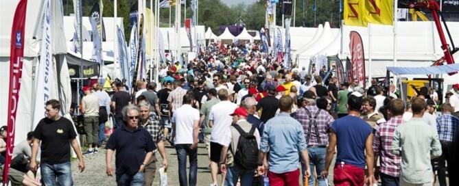 Det var totalt 338 utställare och  21 642 besökare på årets MaskinExpo. Ett resultatet som innebär en  kraftig ökning jämfört med i fjol.