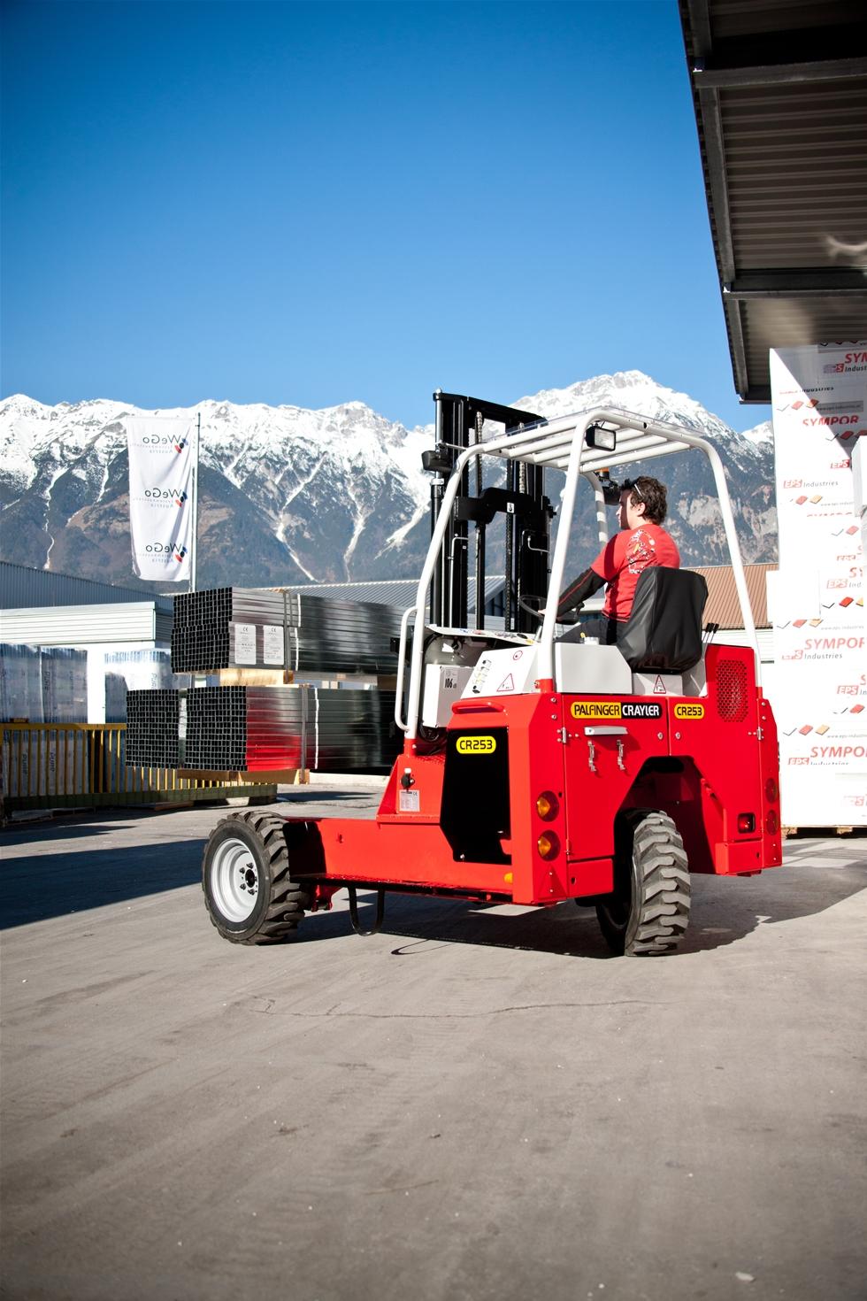 Palfinger Europe har beslutat att Hinz Försäljnings AB tar över agenturen för Palfingers påhängs- och boxmonterade truckar i Sverige.