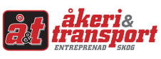 Åkeri & Transport Logotyp