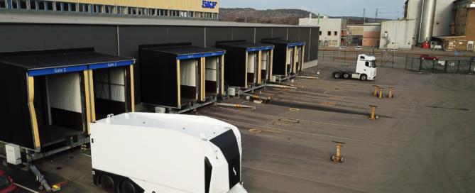 Autonom-elektrisk-lastbil-pa-SKF-i-Goteborg
