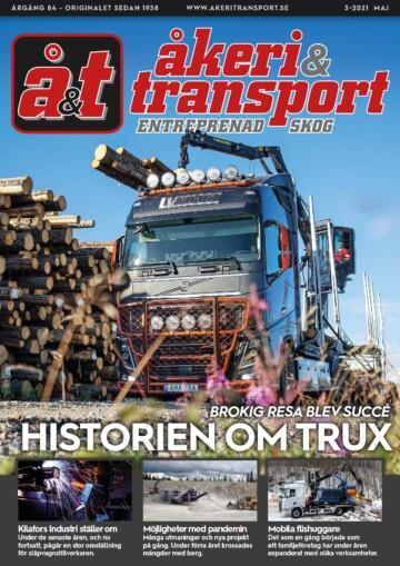 Åkeri & Transport, 3-2021