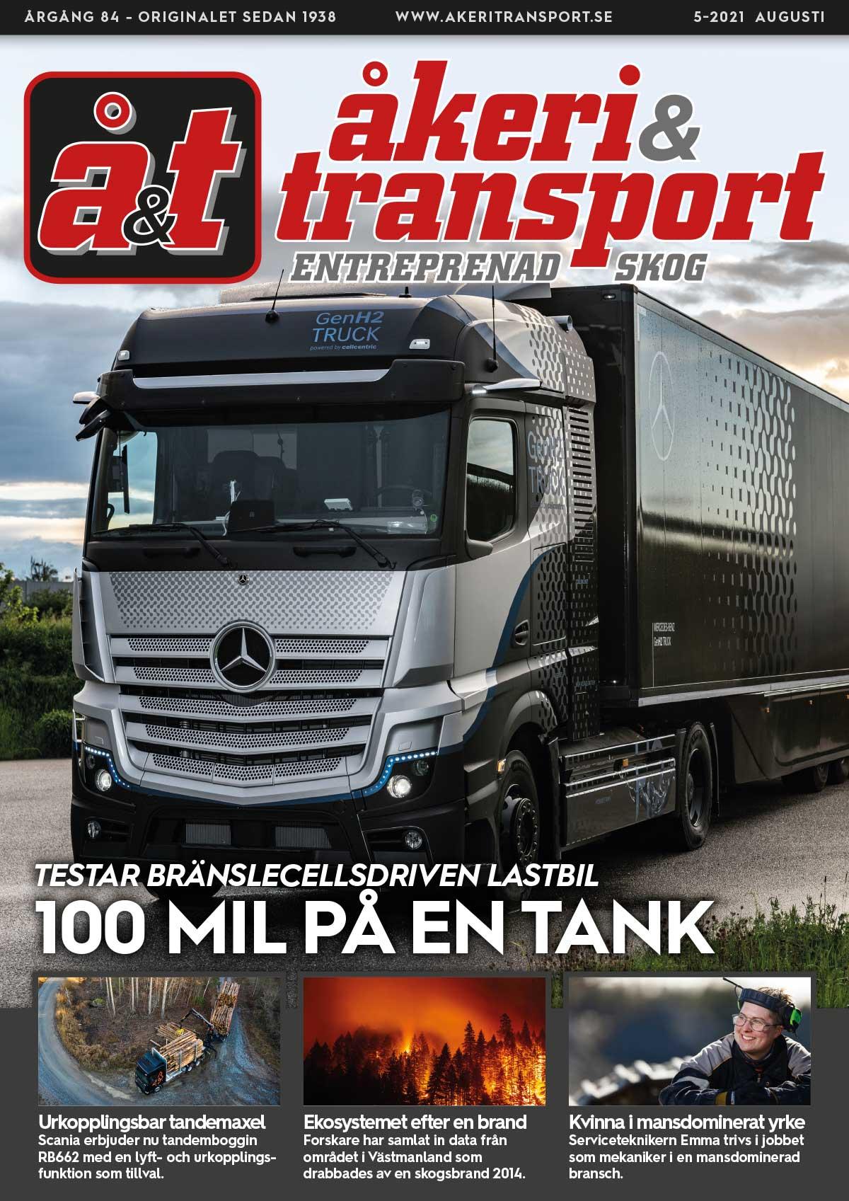 Åkeri & Transport 5-2021