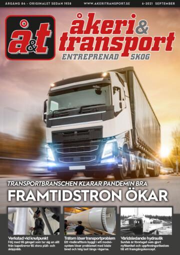Åkeri & Transport 6-2021